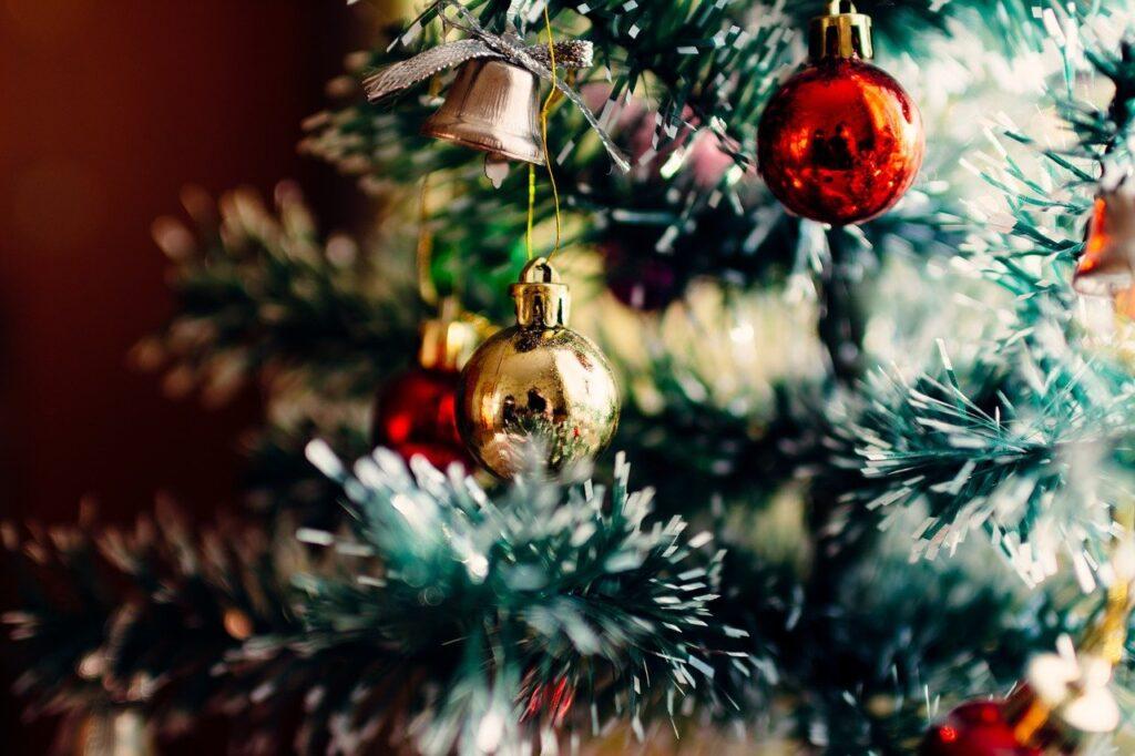 decoracion de navidad colores