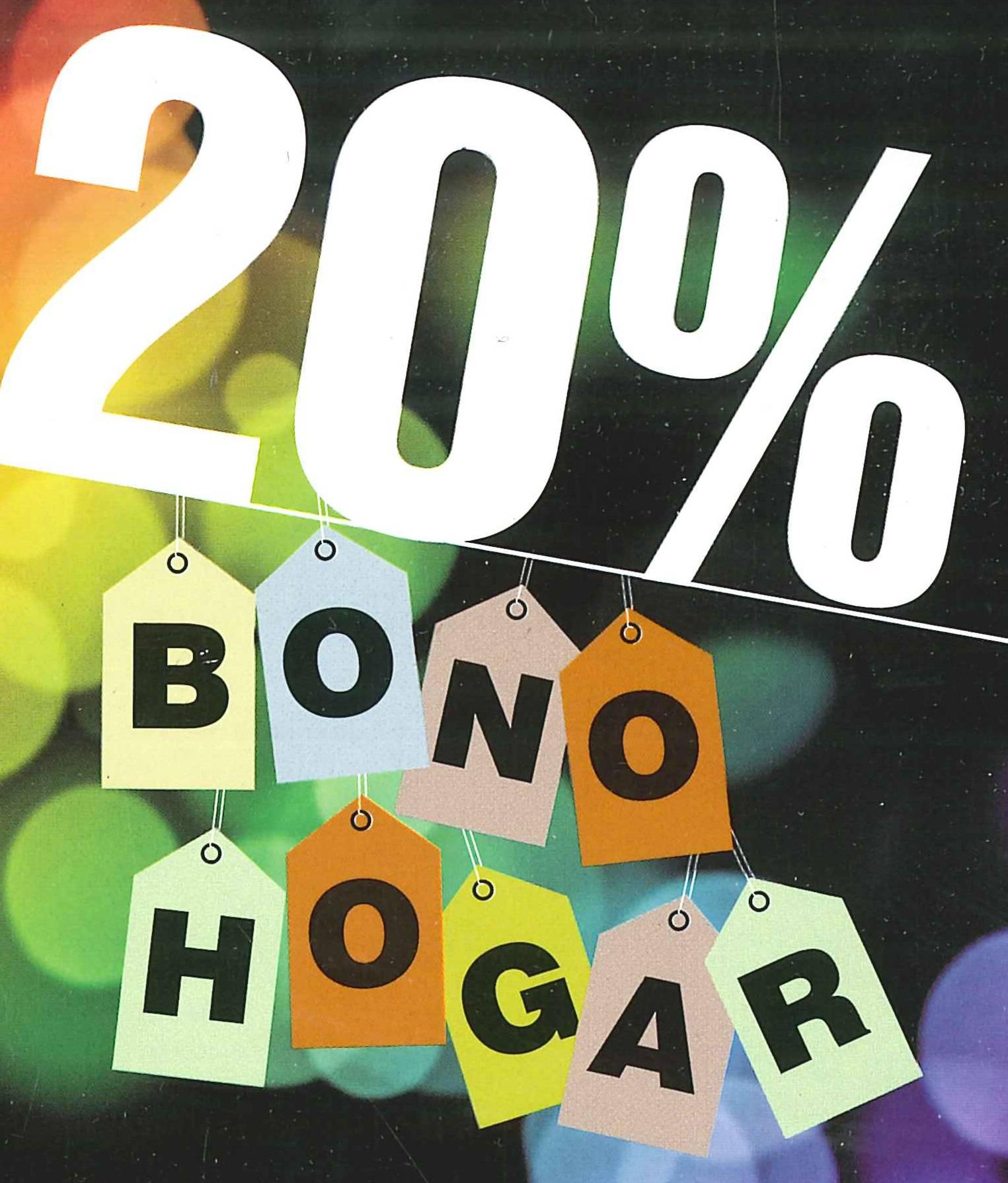 logo bono hogar 2013