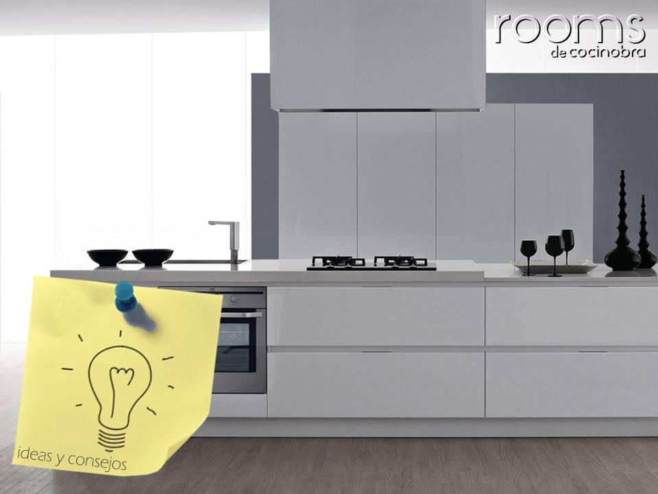 ergonomía en la cocina