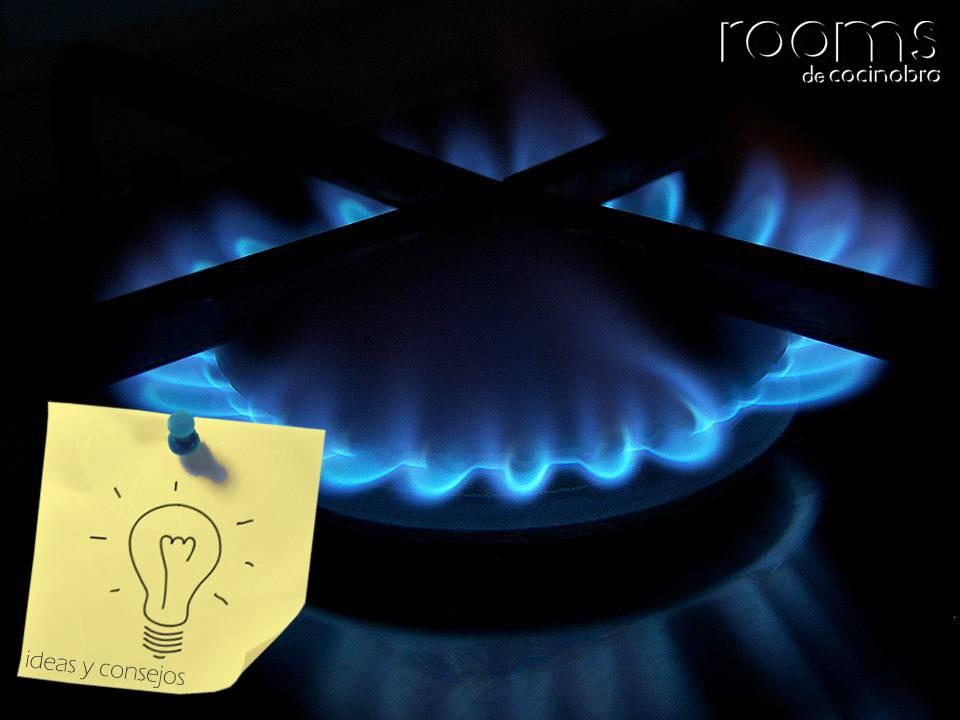 gas, vitrocerámica o inducción