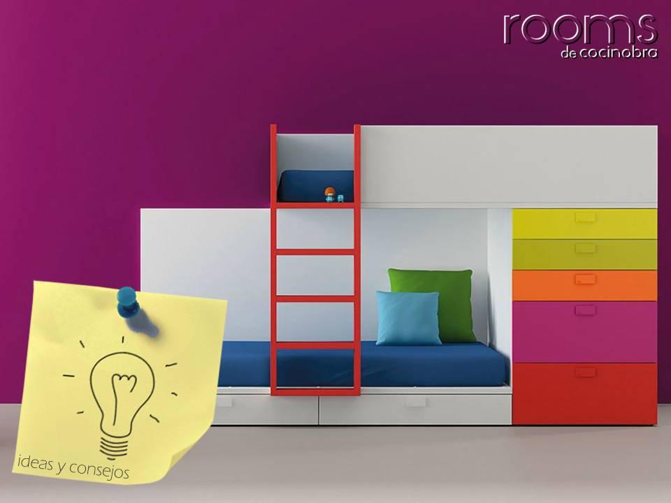habitación infantil imaginación y fantasía