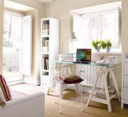 Tener una oficina en casa Oficina en casa, decoración oficina hogar, características oficina hogar, oficina trabajo casa