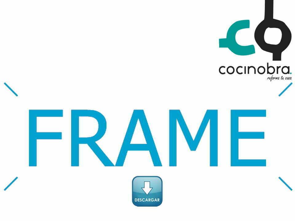 catálogo de cocina frame