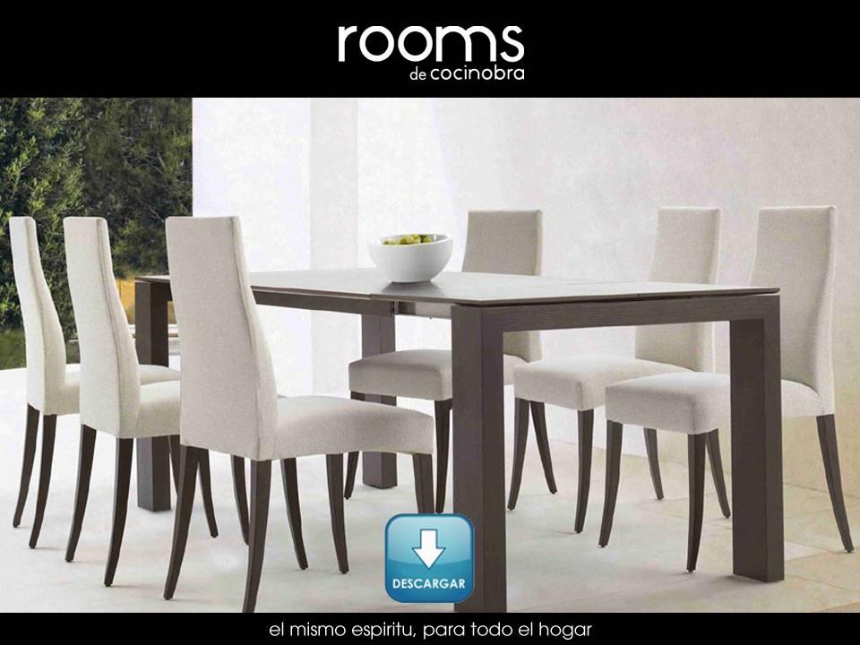 descargas pdf mesas y sillas doos