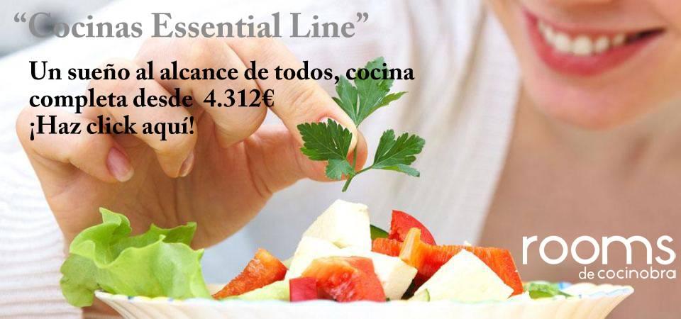 presentamos la nueva gama essential line