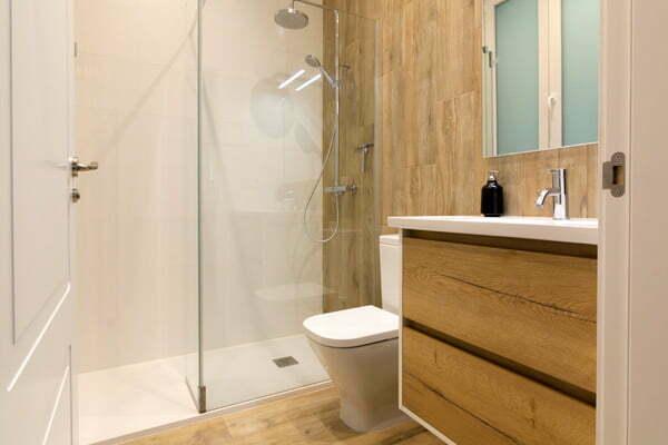 Reformas integrales de baños en Pamplona
