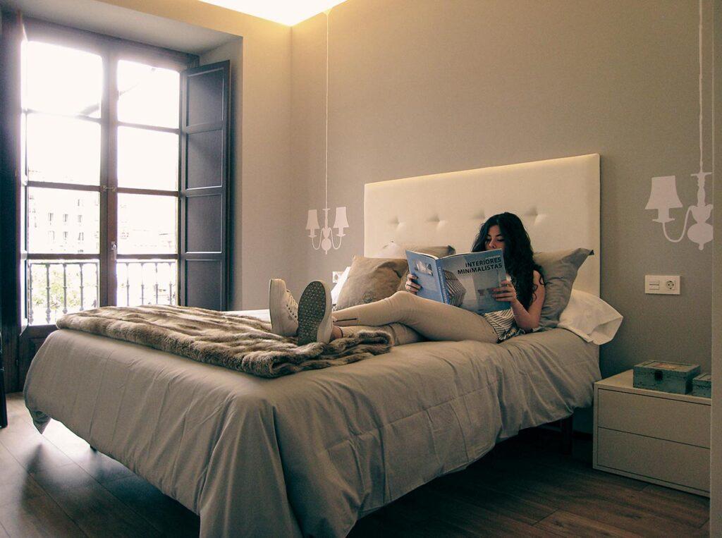 cocinobra cama de 5 estrellas en casa