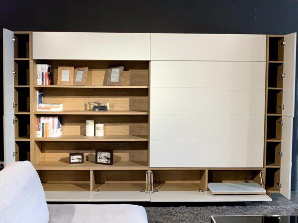 Mueble TV A.Brito modelo Ginza puerta corredera